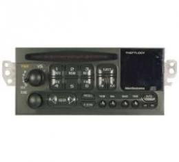 Delco AM/FM/CD Radio, Unlocked, 1994-2002