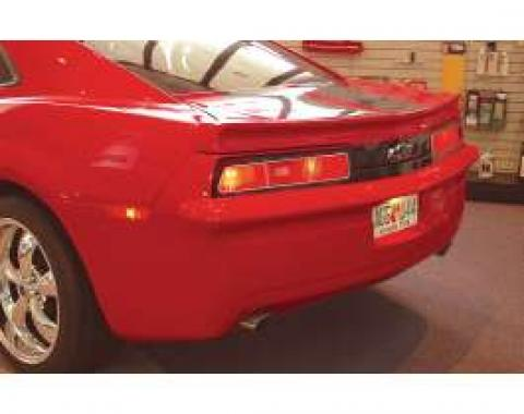 Camaro Rear Bumper 1969 Conversion, Fiberglass, 2010-2013