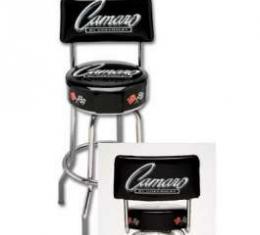 Camaro Bar Stool, With Backrest