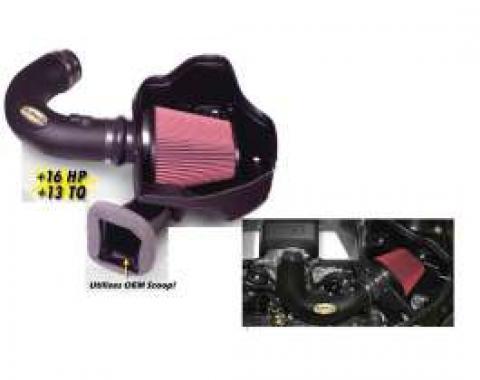 Camaro Cold Air Induction Kit, Airaid, 6.2L V-8, 2010-2013