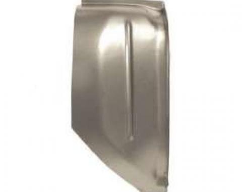 Camaro Outer Cowl Panel, Left, 1967-1969