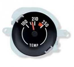Camaro Water Temperature Gauge, 1970-1978