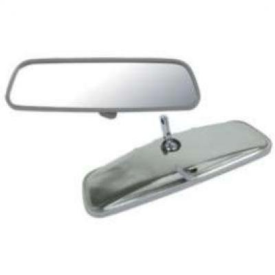 Camaro Inside Rear View Mirror, 8, 1967-1968