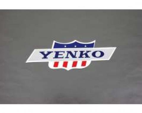 Camaro Valve Cover Decal, Yenko, 1967-1969