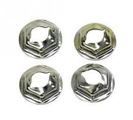 Camaro Parking Light Housing Mounting Nuts, For Cars With Standard Trim (Non-Rally Sport), 1968