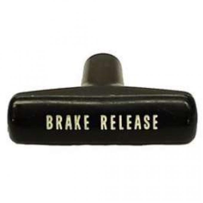 Camaro Parking Brake Release Handle, Replacement, 1967-1974