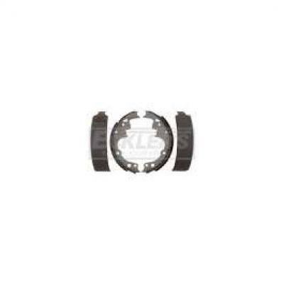 Camaro AC Delco, Bonded Drum Brake Shoe, 1982-1997