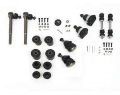 Camaro Front Suspension Rebuild Kit, Basic, 1971-1972