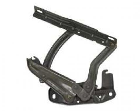 OE Qualitity Hood Hinge, Right, OE Style, Show Correct, 1967-1969
