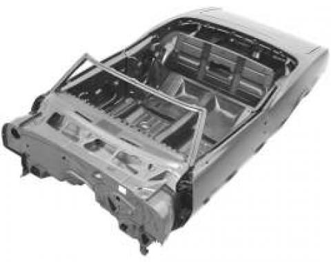 Camaro Convertible Body, Pre-Welded, For Cars With Heater Delete, 1967