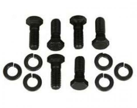 Camaro Clutch Pressure Plate Bolt & Washer Set, 1967-1981