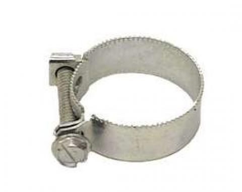 Camaro Water Pump Bypass Hose Clamp, 1967-1969