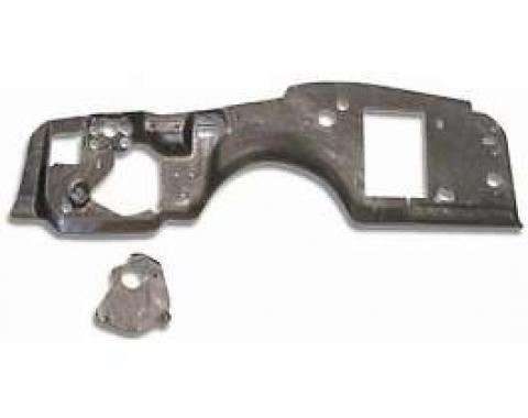 Camaro Firewall Pad, Molded, With Air Conditioning, 1970-1981