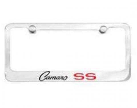 Camaro License Plate Frame,SS,1970-1974