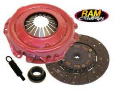 Camaro Clutch Kit, V8, HDX, Ram Clutches, 1967-1982