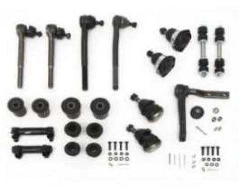 Camaro Suspension Overhaul Kit, Front End, Deluxe, 1973