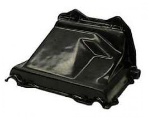 Camaro Air Conditioning Evaporator Case Inner Cover, Small Block, 1967-1969