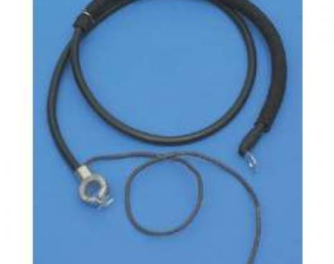 Camaro Battery Cable, Spring Ring, Positive, 396ci, 1967-1969