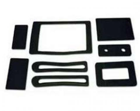 Camaro Heater Box Seal Kit, Small Block, 1967-1969