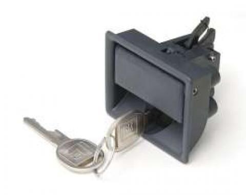 Camaro Glove Box Lock, With Keys, 1993-2002