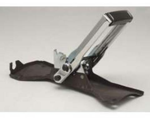 Camaro Shifter Assembly, For Floor Shift Automatics With Center Console, 1970-1972