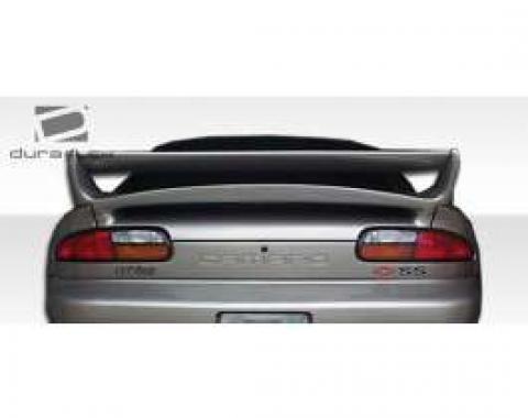 Camaro Extreme Dimension Duraflex GT-R Wing Trunk Lid Spoiler, 1993-2002