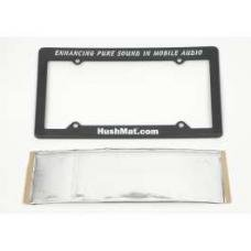 Hushmat Ultra Insulation, License Plate, For Camaro, 1967-2014