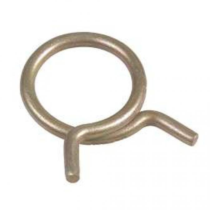 Camaro Heater Hose Clamp, 5/8, Wire Ring, 1967-1968