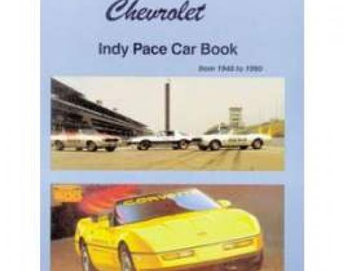 Camaro Chevrolet Indy Pace Car Book