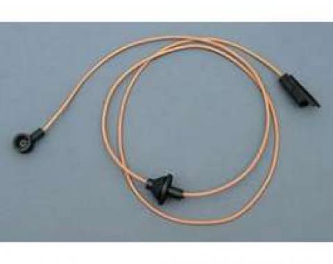 Camaro Fuel Sender Wiring Harness, 1970-1971