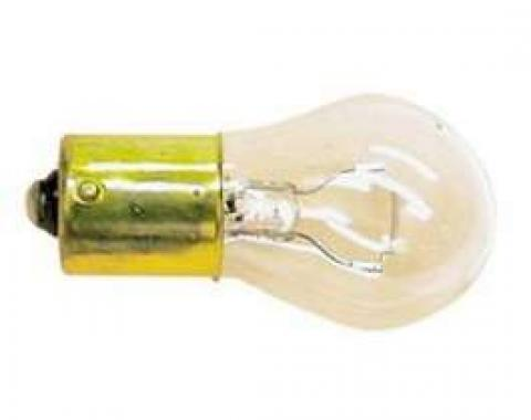 Camaro Back-Up Light Bulb, Clear, 1967-1981