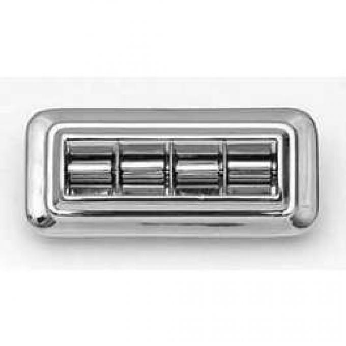Camaro Power Window Control Switch, 4-Way, Front, Left, 1967-1969