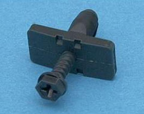 Camaro Windshield Washer Reservoir Push In Retainer, 1982-1992