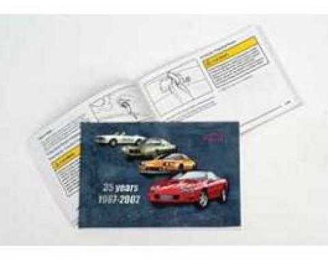 2002 Camaro Owner's Manual