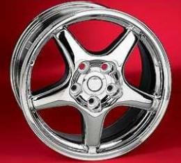 Camaro ZR1 Style Wheel, 17 x 9-1/2 x 56mm, 1993-2002