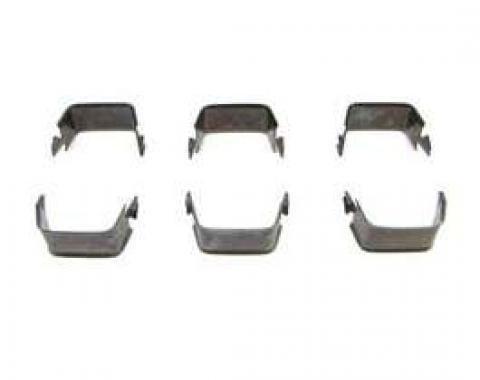 Camaro Convertible Top Hose Clip Set, 1967-1969