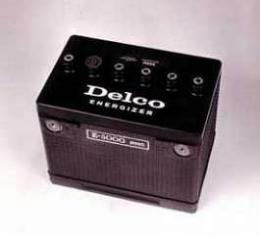 Camaro Battery, Group Size 24, Delco Energizer, 850 CCA, 1971-1975