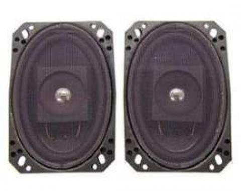 Camaro Kick Panel Coaxial Speakers, 1967-1969