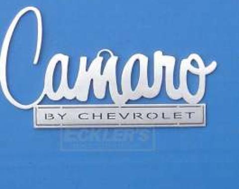 Camaro Christmas Tree Ornament, 1970-1974 Style