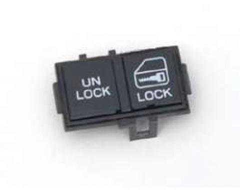 Camaro Door Lock Switch, Right, 1982-1989