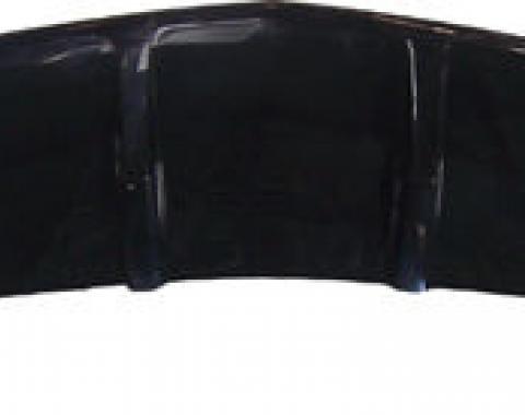 Camaro Rear Diffuser, Fiberglass, 2010-2013
