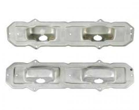 Camaro Taillight Housing Backing Plates, 1967-1968