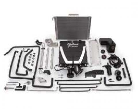 Edelbrock 2010-2014 Camaro E-Force Competition Supercharger Kit, For Automatic Transmission