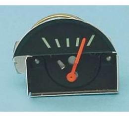 Camaro Console Oil Pressure Gauge, 1967