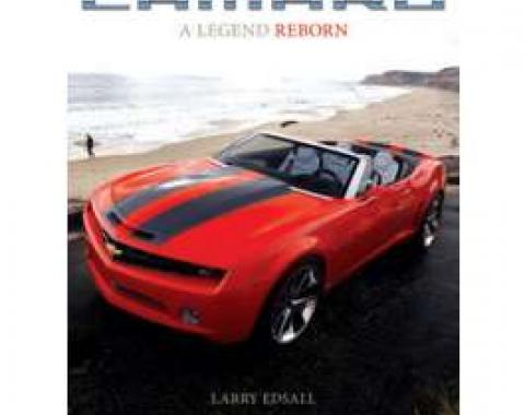 Camaro Book,Legend Reborn