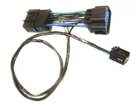 Camaro Quad Pack Data Harness, 2010-2012