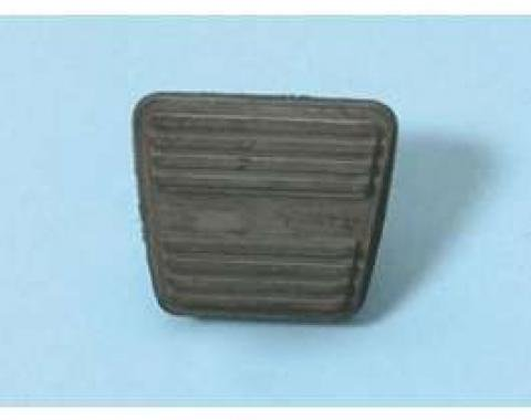 Camaro Clutch Pedal Pad, For Cars With Manual Transmission,1972-1981