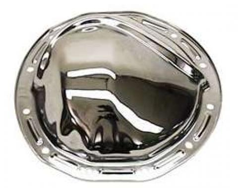 Camaro Differential Cover, 12 Bolt, Chrome, 1967-1969