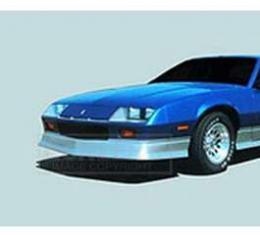 Camaro Air Dam, Base & Berlinetta Models Only, Xenon, 1985-1987