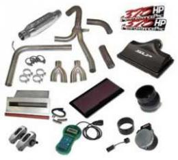 Camaro SLP 375 HP Performance Pac Loud Mouth Dual Tips, 2001-2002